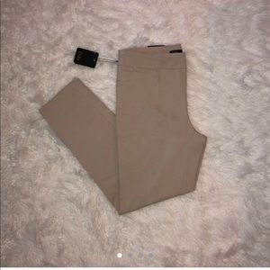 New Woman's Dalia beige pant.